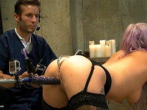 BDSM ทดสอบนักบิน - เครื่องจักรร่วมเพศ