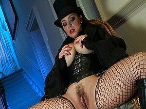 เซียร์รา del ลิซ่าได้รับเตะเธอในควยใหญ่
