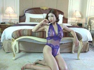 Chinese model Yan Panpan 闫盼盼视频写真第一集