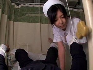 สนุกที่คลินิกกับสมัครเล่นที่มีเพศสัมพันธ์กับผู้ป่วย เพื่อนของฉันที่แพทย์ส่งฉันนี้ญี่ปุ่นวิดีโอกับนมร้อนที่ชอบดูแลผู้ป่วยของแท่ง ในภาพยนตร์สายลับนี้ เธอมีเพศสัมพันธ์กับเกาะ และหีของเธอมีเขาเปียก