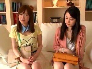 เงี่ยนญี่ปุ่นเจี๊ยบ Kurea กะ มิเรีย Rinoa Sasaki สุด Doggy สไตล์ JAV นมเล็กคลิป