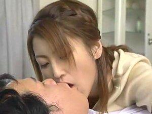 Crazy Japanese slut Kaede Matsushima in Horny Cunnilingus JAV video