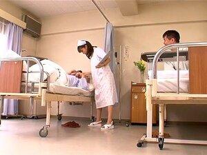 Exotic Japanese whore Mihiro in Fabulous fingering, nurse JAV video