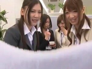 Hottest Japanese girl Nozomi Nishiyama, Yua Yoshikawa, Riona Suzune in Exotic Amateur, Group Sex JAV movie
