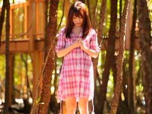 Crazy Japanese whore Riku Yamaguchi in Exotic Small Tits JAV clip