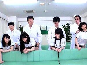 Yuna และเพื่อนไปมีฤดูร้อนสุขภาพตรวจสุขภาพ