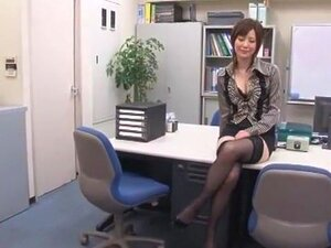 Hottest Japanese slut in Amazing Secretary, Office JAV video