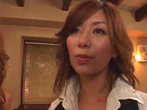 Horny Japanese girl Chisato Shouda, Misaki Asoh, Rio Nakayama in Fabulous Cunnilingus, Fingering JAV video
