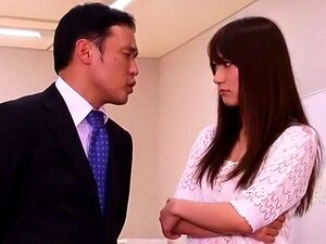 น่าทึ่งญี่ปุ่น Saki Kozai ใน Gangbang แปลกใหม่ เพศ JAV ภาพยนตร์