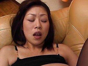 ดอกทอง busty Masaki นานา fucks เธอหี