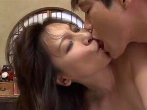 Hot Japanese milf Yuuri Saejima in a tough screwing action. Very beautiful Japanese mature hottie Yuuri Saejima takes a shower before having sex with her horny lover. The guy gets excited looking at her sappy body and starts to lick her beautiful tits, and to tease her hairy pussy. The cute juicy hottie demonstrates her blowing skills and rides his dick passionately